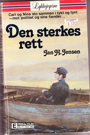 """""""Den sterkes rett"""" av Jan H. Jensen"""