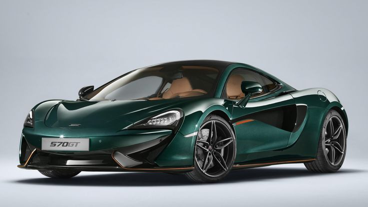 MSO's McLaren 570GT proves green is THE supercar colour