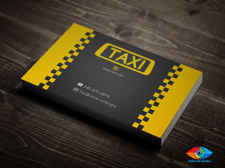 Modele Carte De Visite Taxi