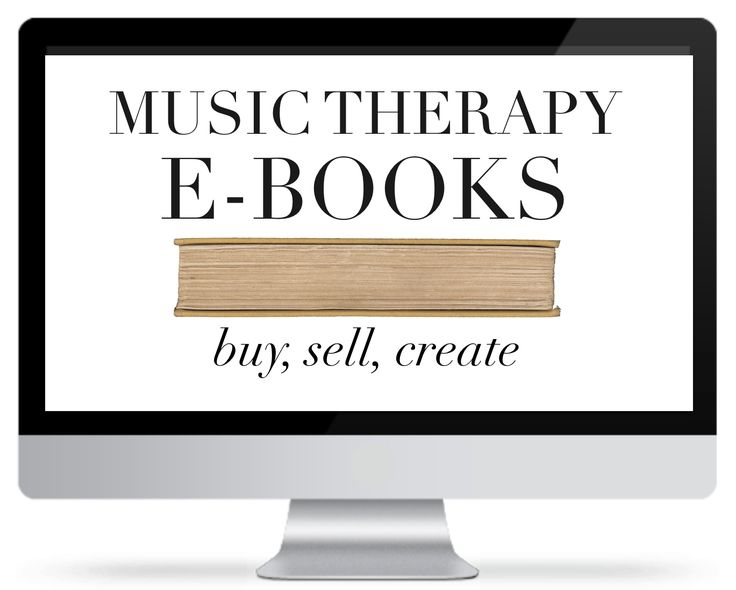 81 best music therapy ebooks images on pinterest author book and interested in writing an e book music therapy ed fandeluxe Gallery