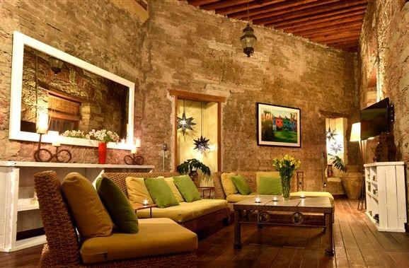 Colonial Villa in Downtown Guanajuato