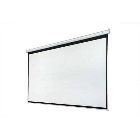 100 inch manual projector screen
