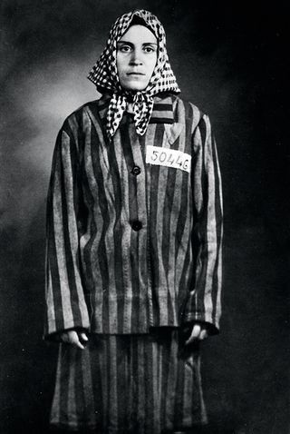 Neus Catalá, anti-fascist fighter and member of the PSUC (Unified Socialist Party of Catalonia) in her youth as well as the only living Spanish survivor of Ravensbrück. During the Second World War, thousands of women were imprisoned for political reasons or for refusing to comply with the Nazi judgments in the Ravensbrück concentration camp, a facility for women only located in north-eastern Germany.