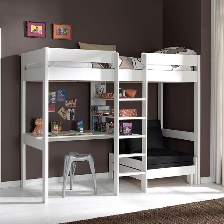 les 14 meilleures images du tableau lit enfant avec. Black Bedroom Furniture Sets. Home Design Ideas