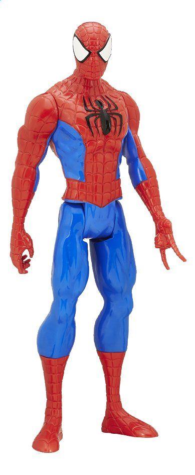 Hasbro Figuur Ultimate Spider-Man vs The Sinister 6 Titan Hero Series