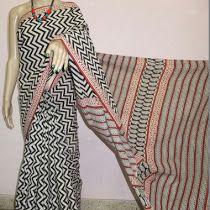 Hand block dabu printed mulmul cotton sarees | Online Cotton...