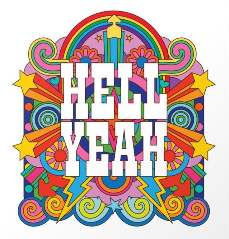 Hell Yeah by Pilgrim Lee
