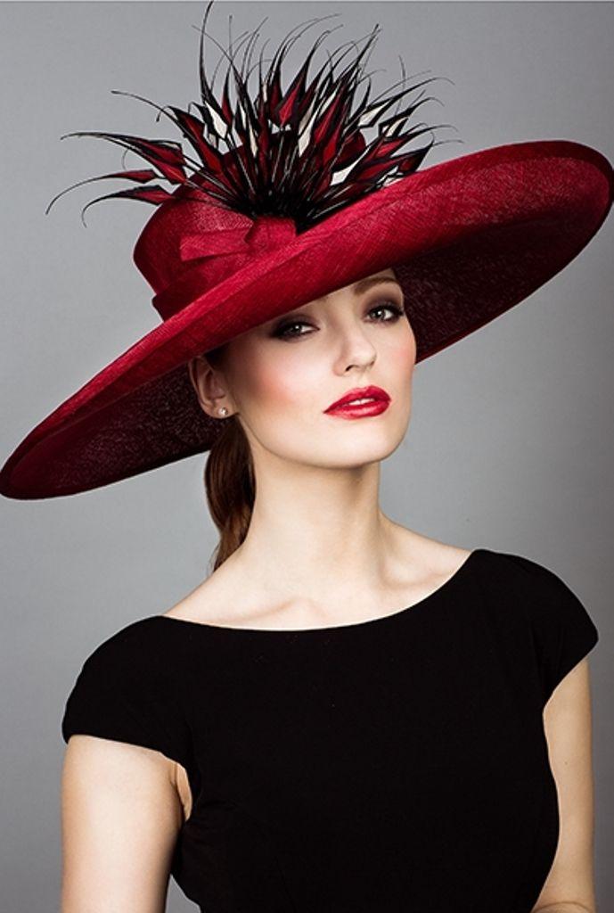 Geometrische hoed