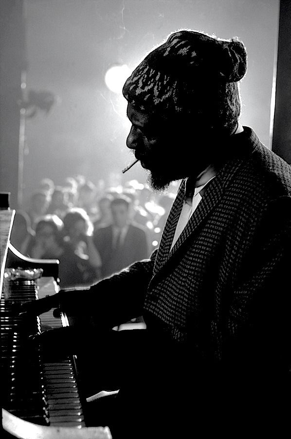 """"""" Thelonious Monk, Straight No Chaser, New York, 1975 """""""