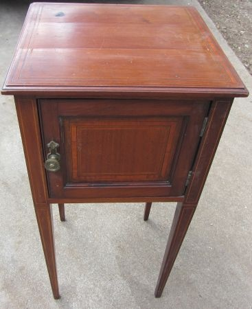 Austin: Antique Inlaid Table $145   Http://furnishlyst.com/listings. Antique  Furniture