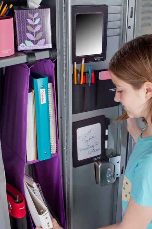 how to open a jammed school locker