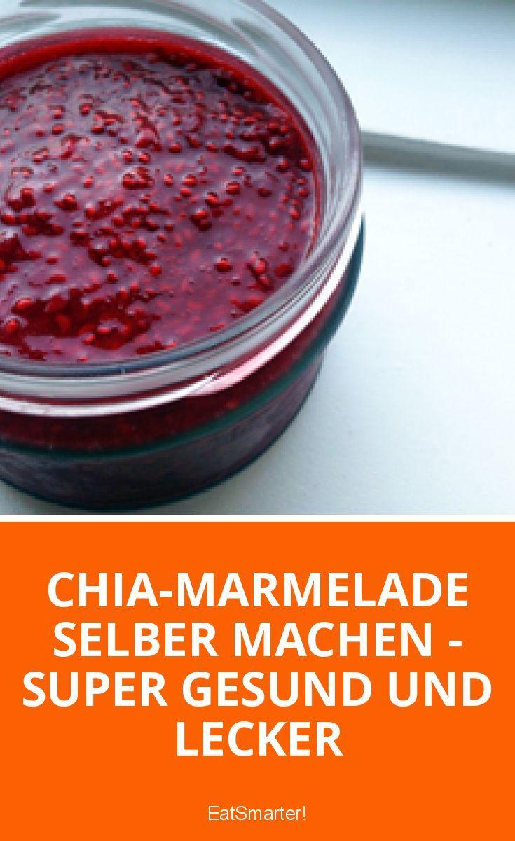 Chia-Marmelade selber machen - Super gesund und lecker | eatsmarter.de