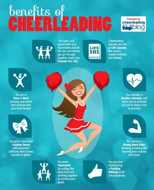 Benefits of Cheerleading