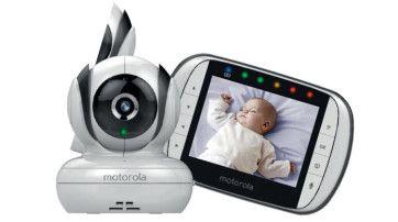 Tech Win: Motorola MBP36S Wireless Video Baby Monitor