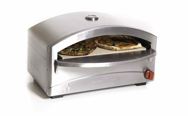 Propane Portable Pizza Oven Double Layered Ceiling