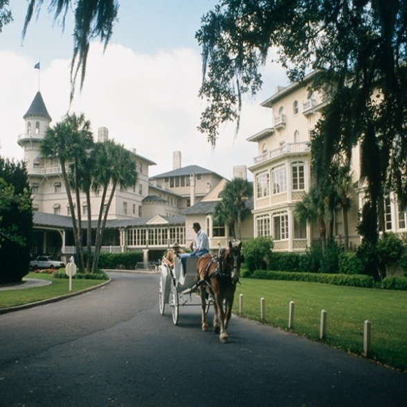Jekyll Island Is An Island Off The Coast Of The U S State Of Georgia In Glynn County It Is