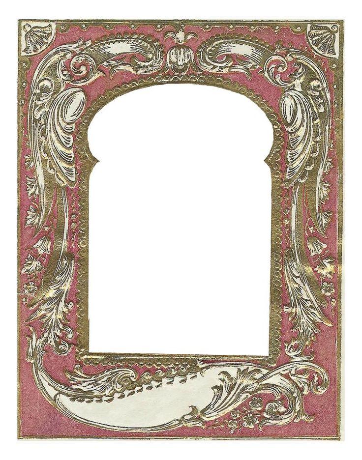 vintage frame cards and labels for free worldlabel blog
