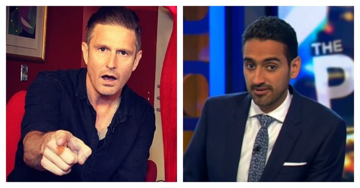 Wil Anderson perfectly slays the Daily Telegraph for saying Waleed Aly doesn't deserve a Logie.