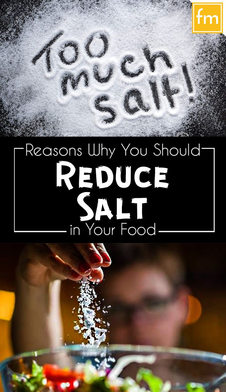 how to get too much salt out of food