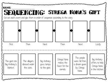 9 best images about strega nona on pinterest language cooking and children. Black Bedroom Furniture Sets. Home Design Ideas