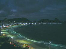 Copacabana Beach (Rio de Janeiro)