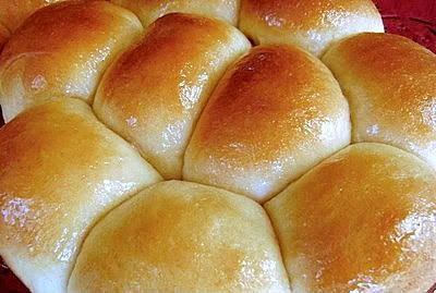 Yeast Rolls (like Logan's Roadhouse)