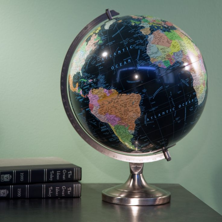 Tabletop Globe   The Orion 12 Inch Diam