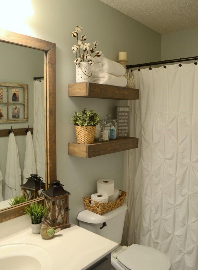 Best 25+ Floating shelves ideas on Pinterest   Reclaimed ...