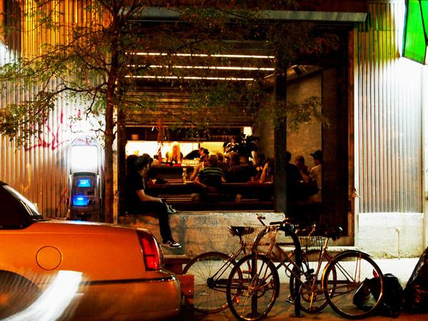 Momo sushi shack. Bushwick. NY. http://www.momosushishack.com/