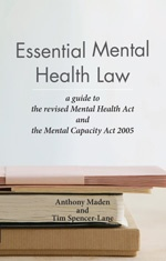 Essential Mental Health Law is the practical guide that will provide this understanding.Neutral on the wrongs and rights of the new legislation,it sets the controversy on one side to help psychiatrists,clinical psychologists,mental health nurses and social workers with the day to day application of the law in clinical practice.Non-specialist lawyers will also find it invaluable.