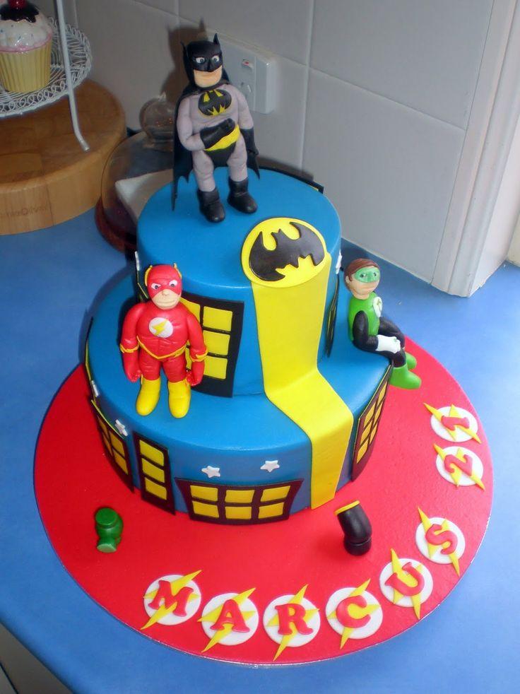 Morrison S Birthday Cakes Spiderman
