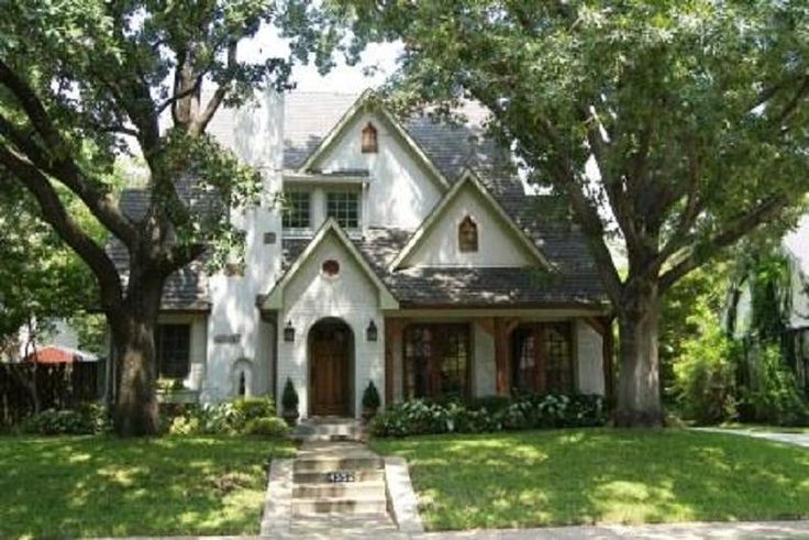 Tudor Revival of the 1920s-30s