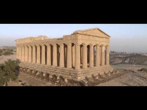 Icarus, la Valle dei Templi dalla prospettiva di un Drone | Strategica P...