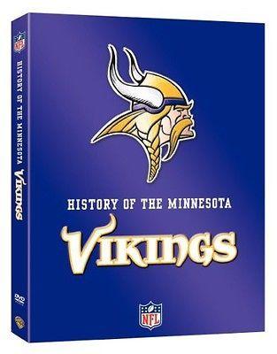 NFL: History of the Minnesota Vikings [2 Discs] DVD Region 1