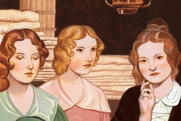 The sisters turned domestic constraints into grist for brilliant books.
