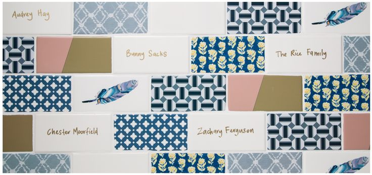 Buy a tile to help design for Mirabel! In addition to your monetary donation, the tile you purchase will be displayed in the house's hallway in a beautiful patchwork design.
