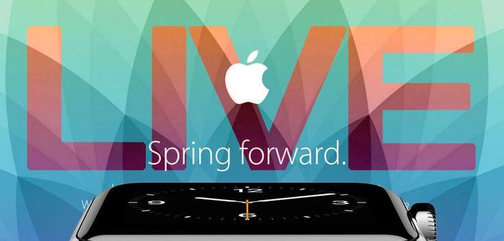 Apple Watch LIVE: heute Livestream Apple Keynote - https://apfeleimer.de/2015/03/apple-watch-live-heute-livestream-apple-keynote - Apple Watch Live: heute stellt Apple die Apple Uhr vor und beantwortet alle Fragen rund um den Preis der Apple Watch sowie der Verfügbarkeit in Deutschland. Ab 18 Uhr wird Tim Cook die Apple Watch Keynote eröffnen – parallel zu unserer (üblichen) Berichterstattung des Keynote Events bietet ...