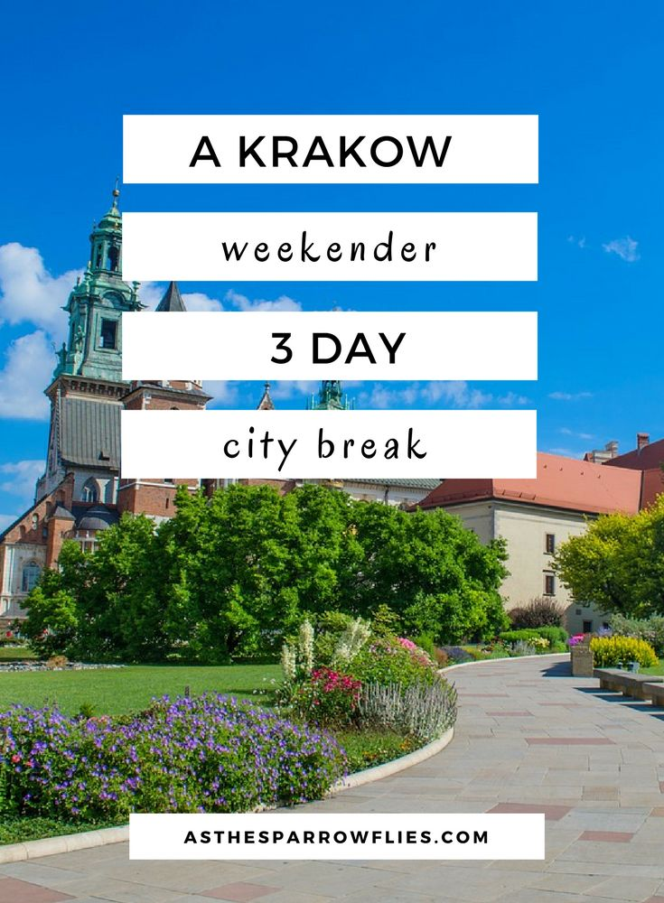 Krakow | Poland Holidays | European City Breaks | Travel Tips