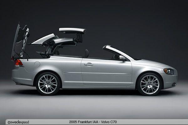 Volvo C70 Convertible - Love my convertible!  :)