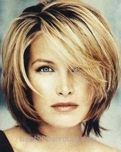 Terrific hairstylesforwomenover50withroundfaces | hairstyles for women over 40 with round faces pictures  The post  #Hairstyles For Women    www.allhairstylesforwomen.com Tag a friend who Love this!