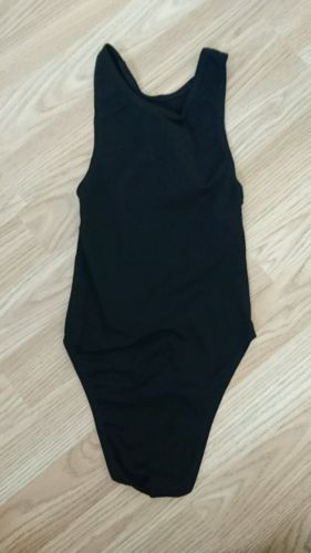 Boys #leotard #dance gymnastics #ballet black size 2,  View more on the LINK: http://www.zeppy.io/product/gb/2/122074376824/