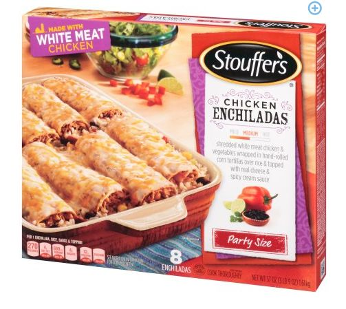 Stouffer's Coupon: Score $3 Off Stouffer's Party Size Product 57oz Score $3 off any one Stouffer's Party Size Entree 57oz or larger with our Stouffer's cou