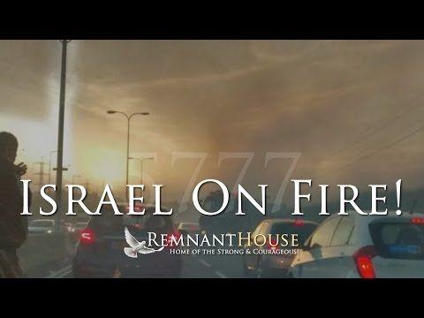 Israel On Fire 5777