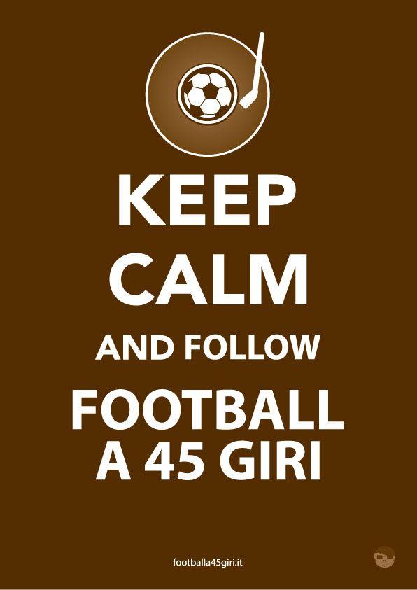 keep clam and follow footballa45giri.it