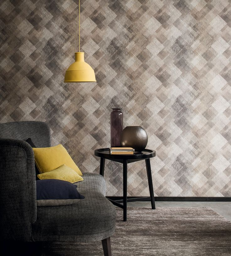 70s Interior Design Revival | Jacarau Wallpaper by Casamance | Jane Clayton