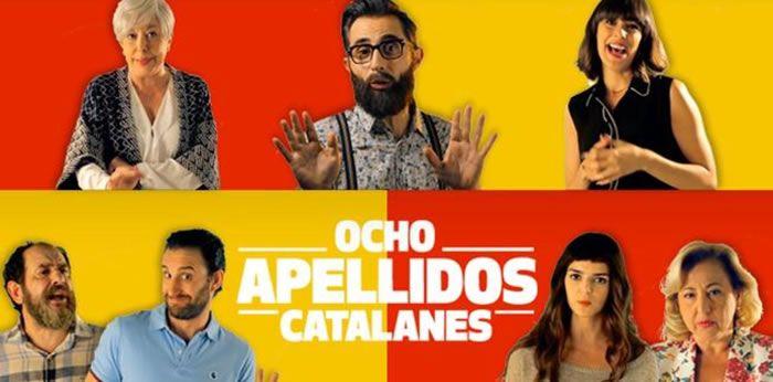 Ocho Apellidos Catalanes ya es la película española más taquillera del año