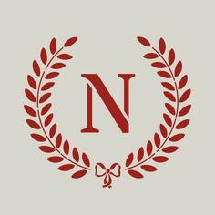 Napoléon. couronne de laurier. pochoir en vinyle adhésif tout support (ref 16-2)