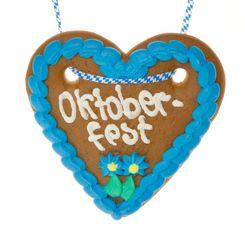 Probably the bet recipe I've found for Oktoberfest Lebkuchen Hearts