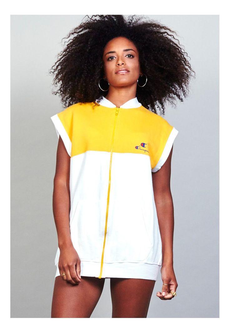 (99+) Vintage sleeveless 80's Champion sweater | Nordic Poetry | ASOS Marketplace