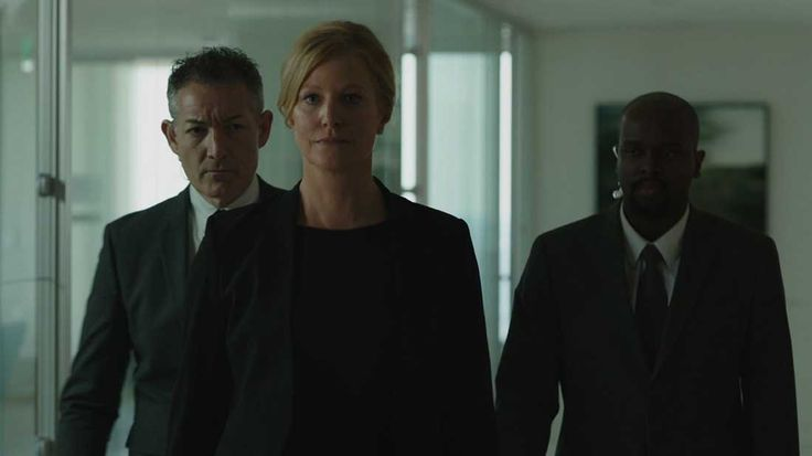 Equity is the movie where women call the shots in front and behind the camera. Breaking Bad's Anna Gunn is better here than ever.
